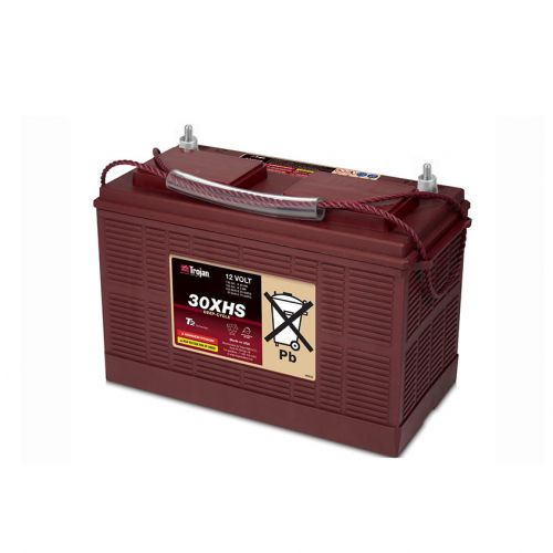 Trojan 30XHS 12V Deep Cycle Flooded (Wet) Lead-Acid Battery