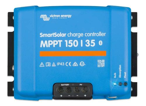 Victron Smart Solar MPPT 150/35 Charge Controller