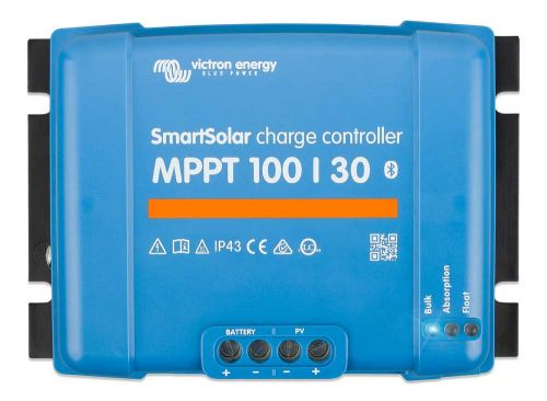 Victron Smart Solar MPPT 100/30 Charge Controller