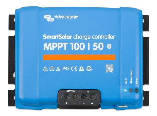Victron Smart Solar MPPT 100/50 Charge Controller