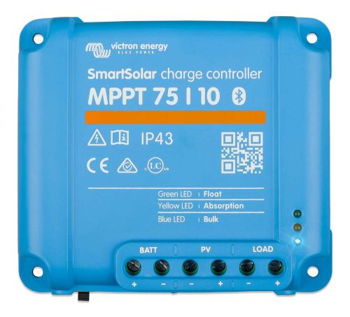 Victron Smart Solar MPPT 75/10 Charge Controller