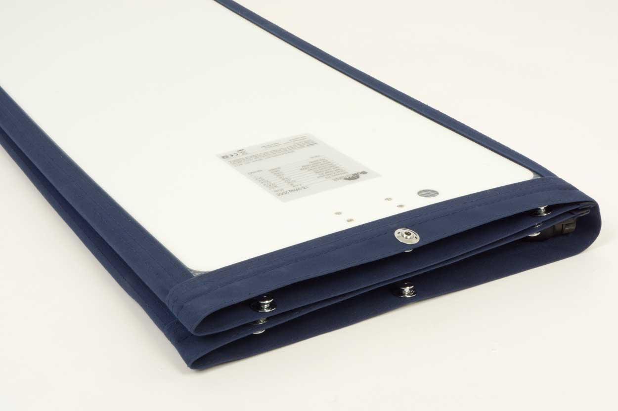 Folded 200W Textile Solar Panel