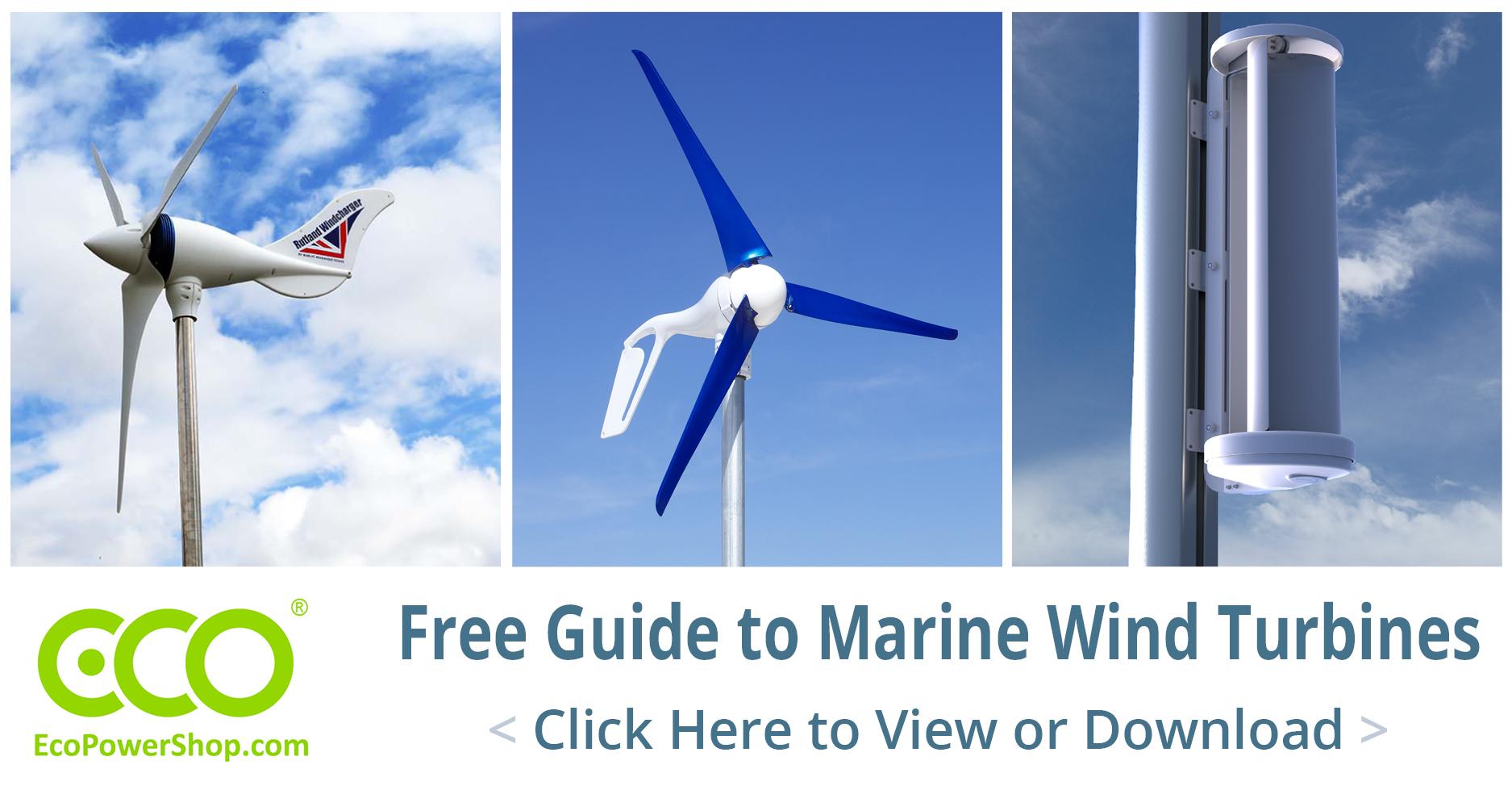 Marine Wind Turbine Guide