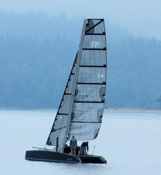 Race to Alaska: the Pre-Race Preparations of Team Turn Point Design
